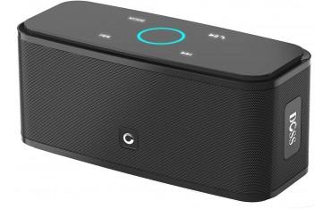 Безжичен преносим високоговорител DOSS Touch Bluetooth V4.0, Черен