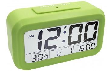 Цифров часовник KidsPark, Будилник, Календар, Температура