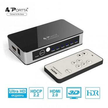 HDMI Превключвател Portta