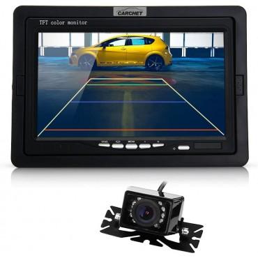 Система за задно виждане на автомобил CARCHET