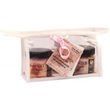 Козметичен комплект с розово масло Дамасцена