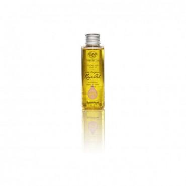 Био масажно масло от натурално розово масло Дамасцена