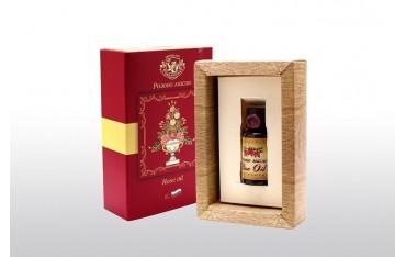 Българското розово масло Дамасцена
