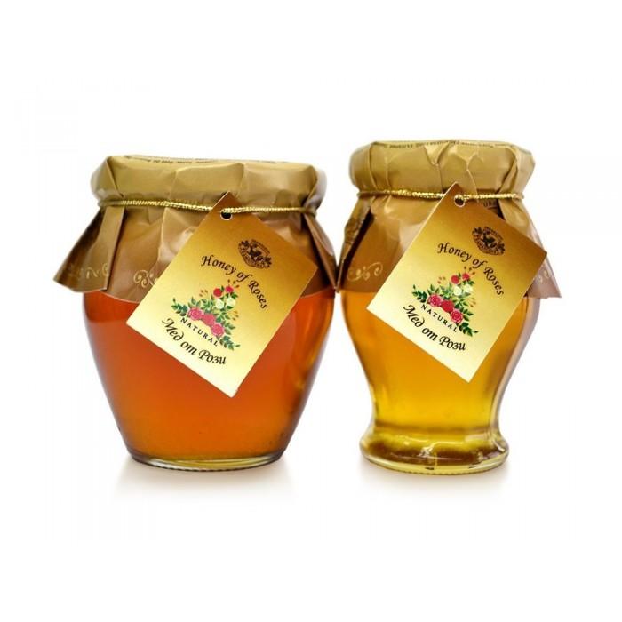 Пчелен мед от рози Дамасцена