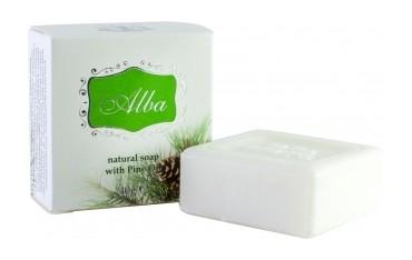 Натурален сапун с Борово масло Alba