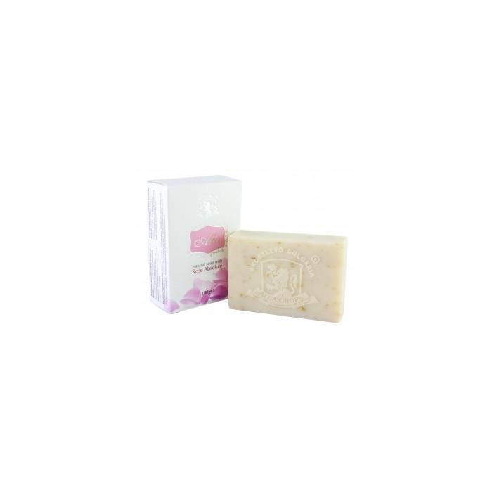 Био сапун с Розово абсолю Alba
