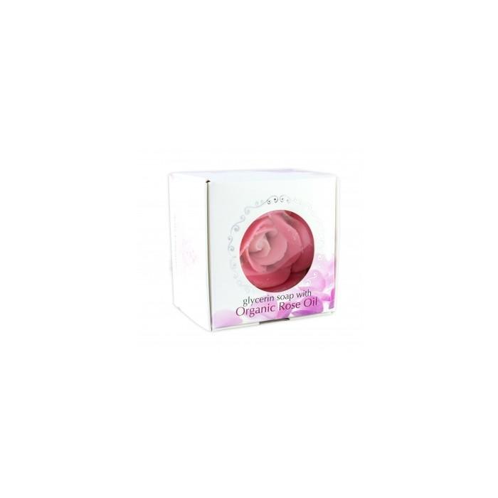 Глицеринов сапун с розово масло Alba