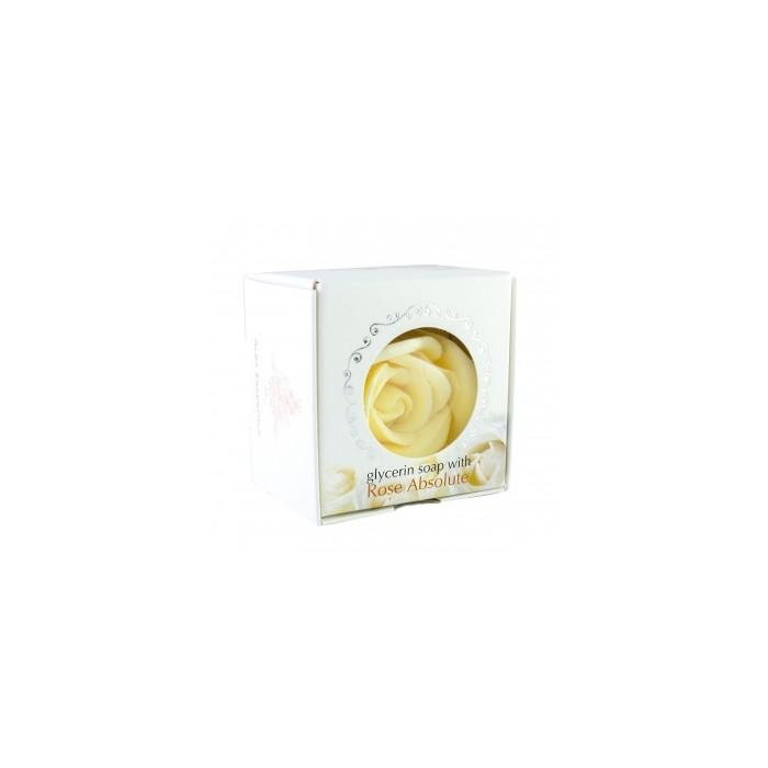 Натурален глицеринов сапун с розово абсолю Alba