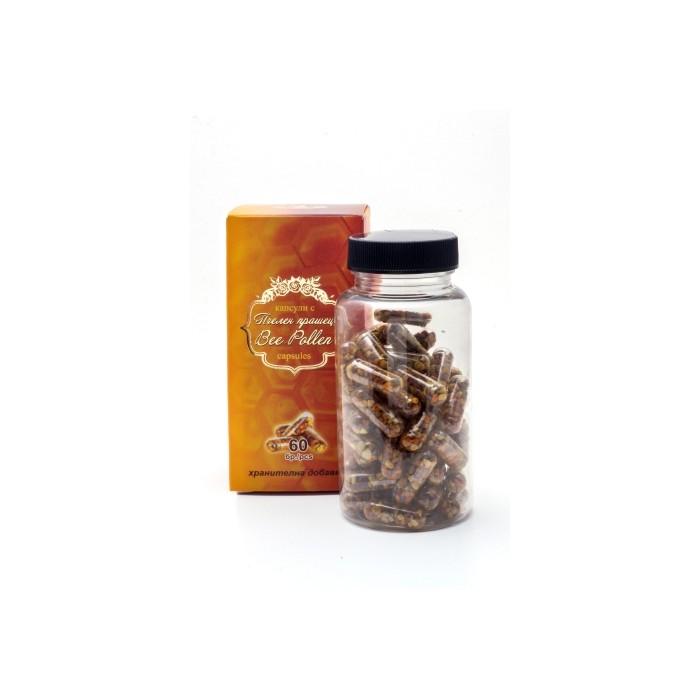 Хранителна добавка с пчелен прашец Alba