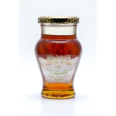 Пчелен мед с аромат на Мента Alba