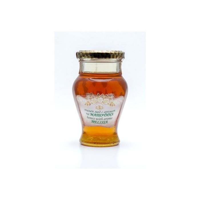 Био пчелен мед с аромат на маточина Alba