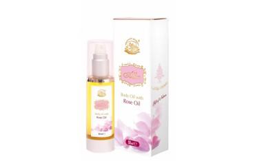 Натурална масла за тяло от маслодайна роза Alba