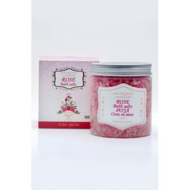 Соли за вана с розово масло Alba