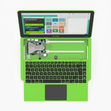 Сглобяем лаптоп Pi-Top V2