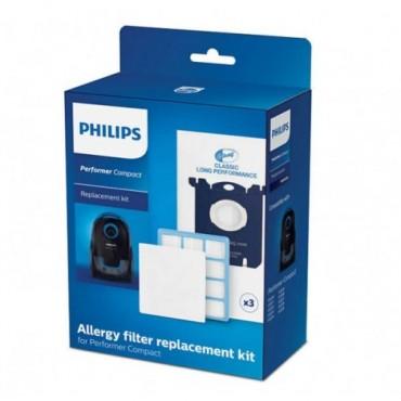 Комплект филтри за прахосмукачка Philips FC8074 02