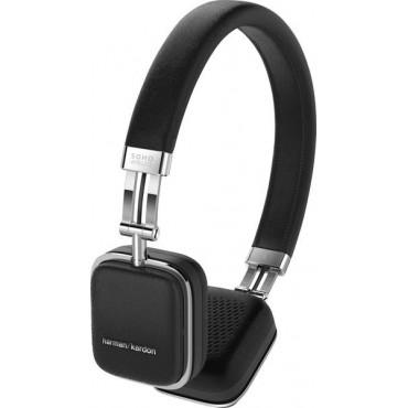 Аудио слушалки Harman Kardon Soho, Безжични, Over-Ear, Bluetooth,Черни