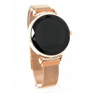 Смарт часовник Milanaise Armband, Bluetooth, Златен, IP67