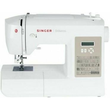 Компютъризирана шевна машина Singer SMC 6180