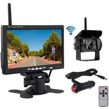 Автомобилна Камера и монитир за обратно виждане Liehuzhekeji