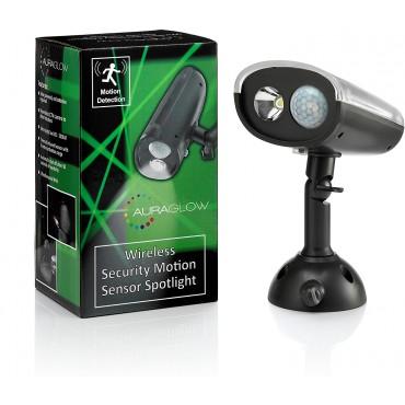 Соларен LED прожектор със сензор за движение Auraglow AG277