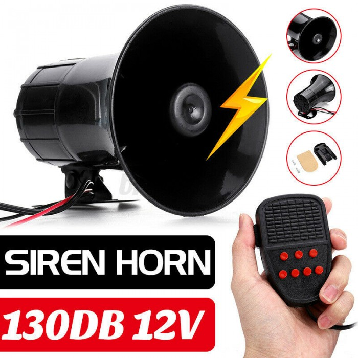 Предупредителна аларма за кола Horn zkxx