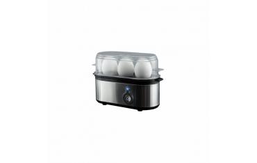 Яйцеварка Koenic KEB 3219, за 3 яйца, Инокс