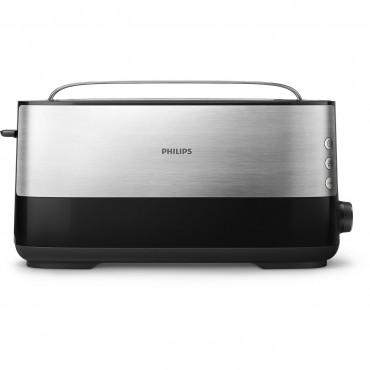 Тостер Philips HD2692-90, 1030 W, Функция за размразяване