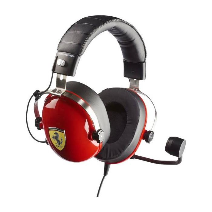 Игрални слушалки Thrustmaster T.Racing Scuderia Ferrari