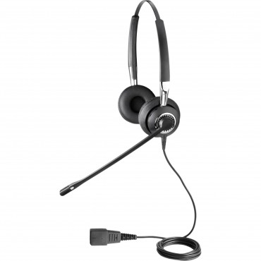 Професионални слушалки Jabra BIZ 2400 II QD Duo