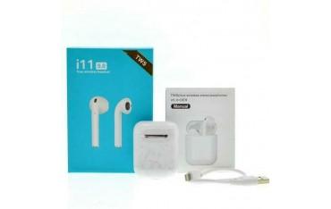 Безжични слушалки TWS i11