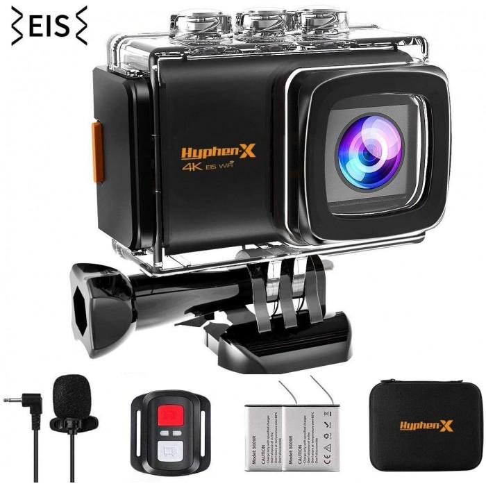 Екшън камера Hyphenx 4k 20MP