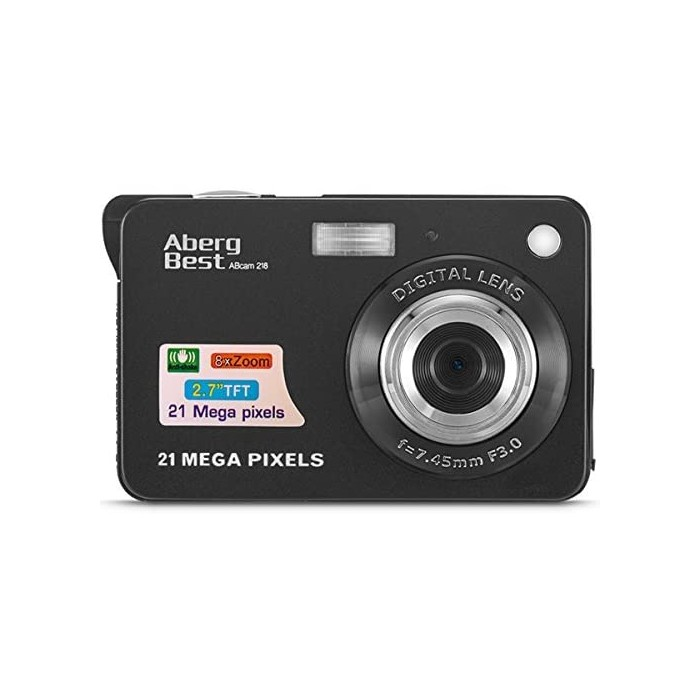 Цифров фотоапарат AbergBest abcam 218