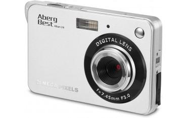 Цифров фотоапарат Aberg Best, 21 Mpx, 2.7 LCD, Цифрова камера