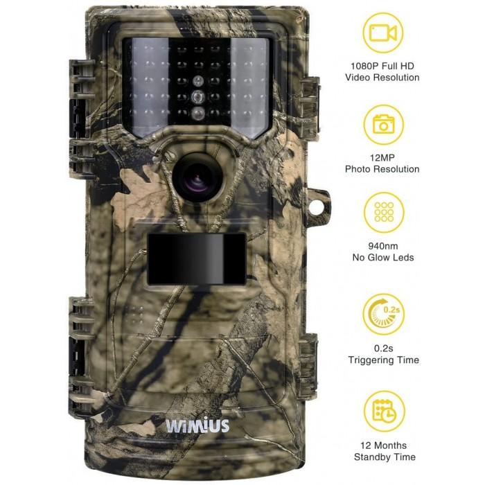 Водоустойчива ловна камера WiMiUS Н4
