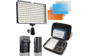 Фото светлина с батерия SAMTIAN TL 160 S
