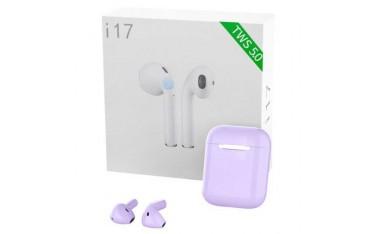 Безжични Bluetooth Слушалки i17 TWS