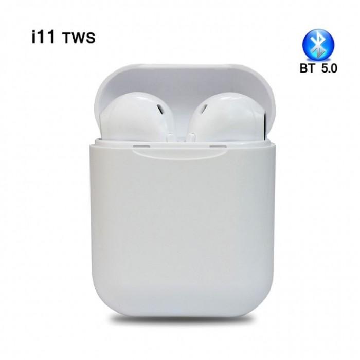 Безжичните слушалки i11 tws
