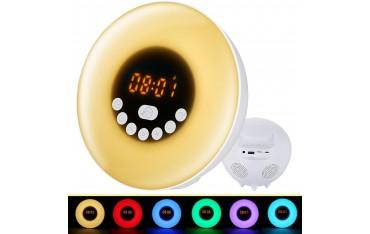 Радиочасовник и лампа Rondaful s688