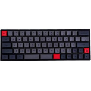 Оптична механична игрална клавиатура с RGB EPOMAKER SK66S