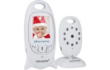 Бебефон с камера Cosansys VB601