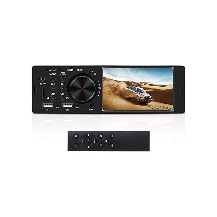 Bluetooth радио за кола със система за свободни ръце bedee cr 5214