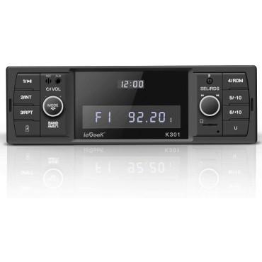 Радио за кола iegeek k301