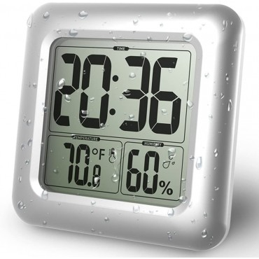Цифров часовник за душ BALDR B0006STH