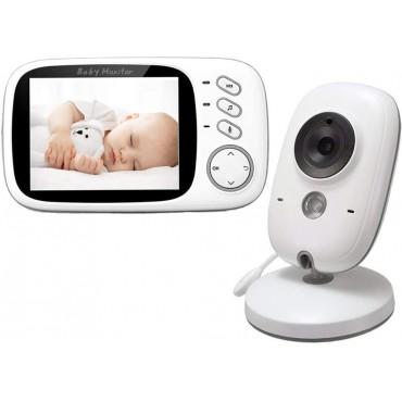 Безжичен бебефон с камера Searong vb603