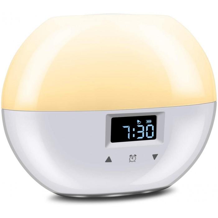 Алармен часовник за събуждане GOOJODOQ