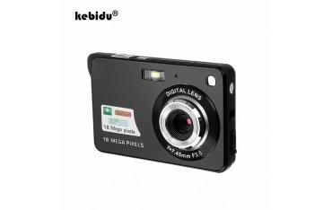 """Цифров фотоапарат Kebidu, 2,7"""" TFT LCD, 18MP, 8X увеличение"""
