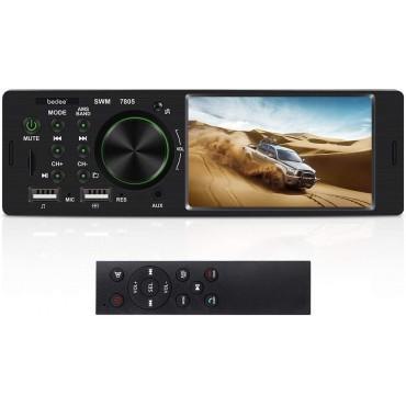 Радио за кола с Bluetooth хендсфри Bedee CR5215