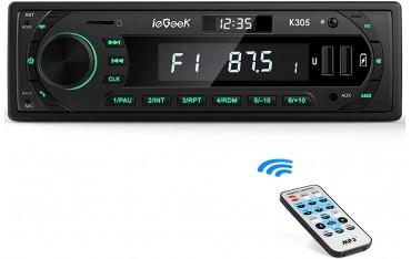 Автомобилно радио iegeek k305