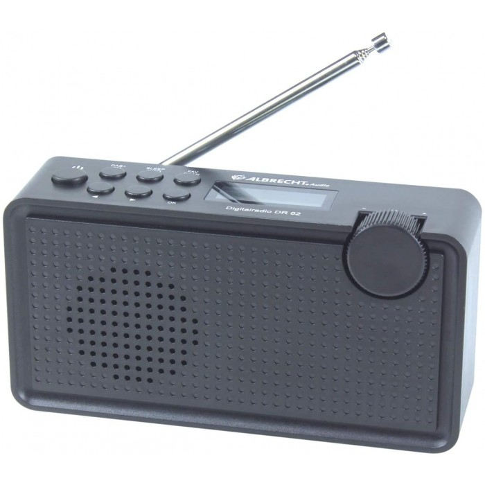 Преносимо радио Albrecht DR 62