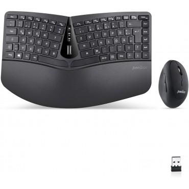 Ергономичен клавиатура и мишка Perixx Periduo 606